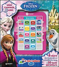 Frozen. il mio Lettore Disney. Ediz. illustrata (aa.vv.)   Disney Libri