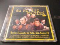"""CD """"DU RIFIFI AU CINE - VOLUME 2"""" bandes originales de polars des annees 70"""