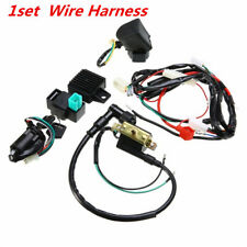 Motor CDI Wiring Harness Loom Ignition Solenoid Coil Rectifier for 50 110 125cc