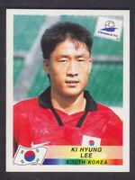 Panini - France 98 World Cup - # 342 Ki Hyung Lee - South Korea