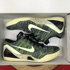 new product 338bc b4989 NikeiD Nike Kobe IX Elite Low Mamba Moments Green Glow Size 12 677992-998  Jordan