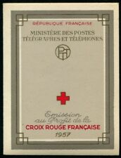 France 1957 Carnet Croix-Rouge N°2006 NEUF ** LUXE