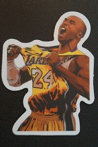 NBA - Basketball - Los Angeles Lakers - Decal - Kobe Bryant - Suits many uses