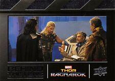 Thor Ragnarok (Upper Deck 2018) BEHIND THE LENS Trading Card Insert BTL7