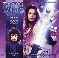 Dr Who the Time Vampire CD (Dr Who Big Finish Compan... by Fairs, Nigel CD-Audio