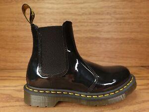 Dr. Doc Martens 2976 Chelsea Boots Air Wair Bouncing Soles Womens Size 6 Black