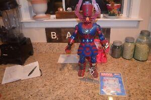 Hasbro Marvel Legends Marvel Universe Masterworks GALACTUS & Silver Surf Figure