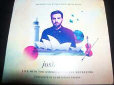 JOSH PYKE - Live With The Sydney Symphony Orchestra (Australia) CD – Like New
