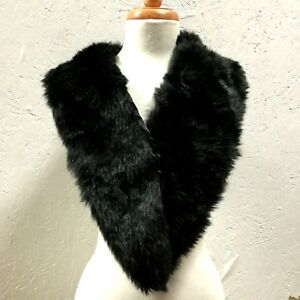 Target Womens Faux Fur Stole Shawl Halloween Party Costume Accessory
