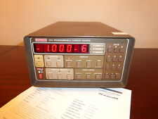 Keithley 224 1V to 105V / 5nA to 100mA Programmable Current Source - Calibrated!