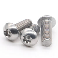M5x12mm Resistorx Dome Head Security Machine Screw A2 Stainless 20