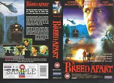 A Breed Apart, Andrew McCarthy Video Promo Sample Sleeve/Cover #11394