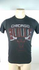 Mighty Fine Hardwood Nba Chicago Bulls Windy City Basketball T Shirt Sz Small S