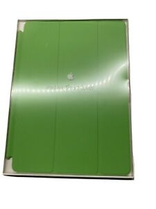 Genuine Apple iPad Air smart cover green