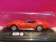 SUPERBE CHEVROLET CORVETTE 1969 NEUF SOUS BLISTER 1/43 J3