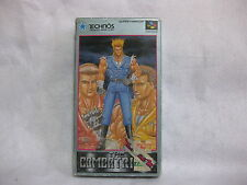 The Combatribes Nintendo Super Famicom Japan SNES