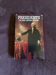 Presidents Of The United States Flash Pack, 2003/2004, 42 Cards Knowledge.