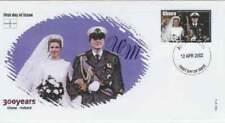 Envelop Royalty 2002 - Ghana - Huwelijk Willem Alexander en Maxima (roye082)