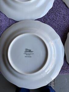 Princess House Vintage Garden Plates