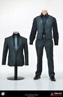 """POPTOYS X21 Style Series Tony's Business Suit 1/6 Fit for 12"""" action figure"""
