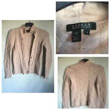 Ralph Lauren Womens Beige Wool/Cashmere Jumper S(A409)