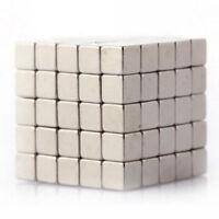 Extrem Starke Neodym Magnete Block Quader Würfel Seltene Erden Magnet N52 - N45