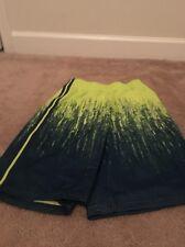 Champion Kids Athletic Lined Shorts Sz L 12-14 Multicolor