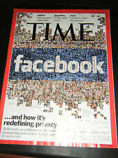 Time Magazine - Facebook Cover - May 31, 2010