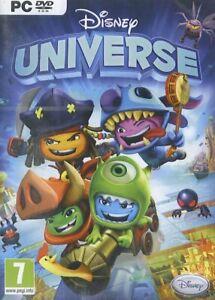 DISNEY UNIVERSE PC DVD ROM