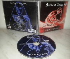 CD UMBRA ET IMAGO - MEA CULPA