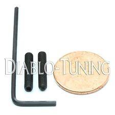 IBANEZ Inner Screws for Locking Tremolo / Bridge Posts - QTY 2 - PLUS Hex Key!
