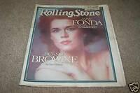 3/9/78 #260 ROLLING STONE magazine - JANE FONDA
