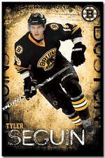 HOCKEY POSTER Tyler Seguiin Boston Bruins NHL