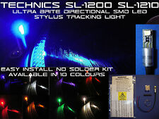 Technics SL-1200 SL-1210 Ultra Brite Directional SMD LED Stylus Light 11 Colours