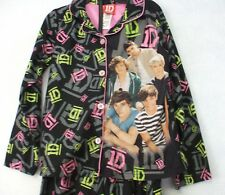 New One Direction Band Small 6/6X 2 Piece Pajamas Top Bottom Sleepwear Set