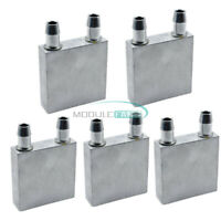 5PCS For CPU LED TEC1-12706 40x40x12mm Aluminum Water Cooling Cooler Heatsink