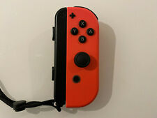 Nintendo Switch Joy Con, Neon Red Right +, fully working, exchange possible
