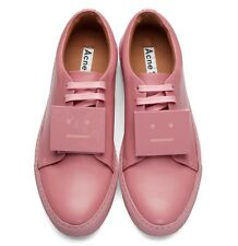 Acne Studios Pink Adriana Sneakers Size 35