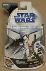 2009 Star Wars Clone Wars Clone Trooper 212th Attack Battalion #19 Carded Figure