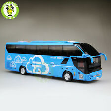 1:43 Scale Bus Coach Models Gold Dragon Higer KLQ6125 Bus China Bus Model