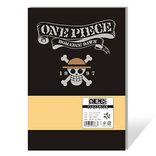 Anime One Piece Pirate Luffy Notebook Note Pocket-book Cosplay Collection