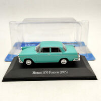 IXO 1:43 Morris 1650 Fordor 1965 Green Diecast Models Limited Edition Collection