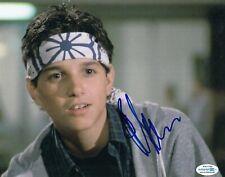 Ralph Macchio Daniel Larusso The Karate Kid Signed Autograph PRINT 6x4/' Gift