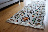 70 x 200 cm Läufer,Orientalische,Teppiche , Kelim,neu  aus Damaskunst S 1-3-43