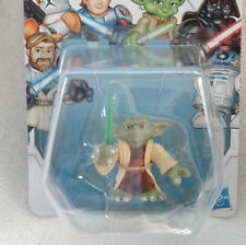Star Wars JEDI FORCE YODA Playskool Heroes Figure *NEW*