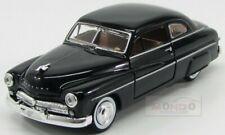 Mercury Coupe 1949 Black MotorMax 1:24 MTM73225BK