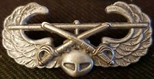 Air Assault Cavalry Wing Badge Military US Army 101st Airborne Cav Insignia Pin