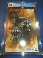 Dark Nights Death Metal LOTDK Andrews Variant CGC 9.8 NM/M gem 1st Robin King