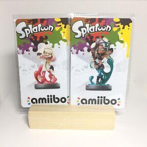 Pearl And Marina Amiibo *CARD* - Splatoon 2