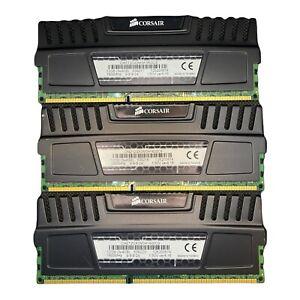 CORSAIR VENGEANCE DDR3 12GB 3X4GB 1600MHZ 1,5V PC RAM(PCRAM#3)